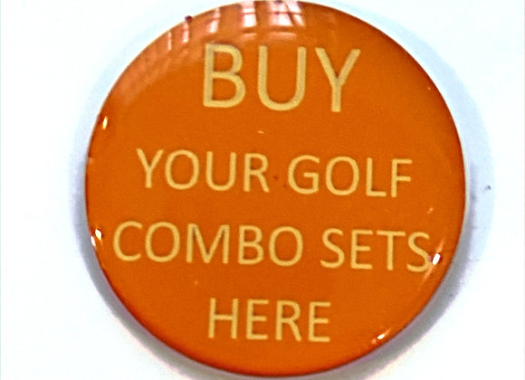 Scotty Dog Golf Combo Sets
