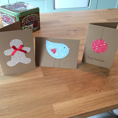 Christmas Multi Pack (3 Cards)
