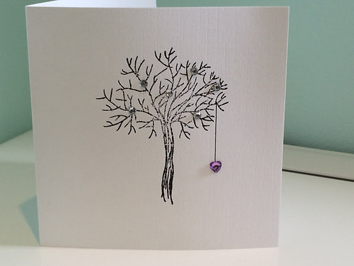 Bare Tree Amethyst