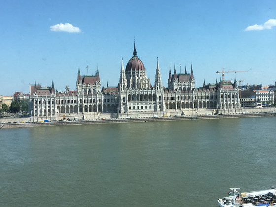Back from Budapest and to Business