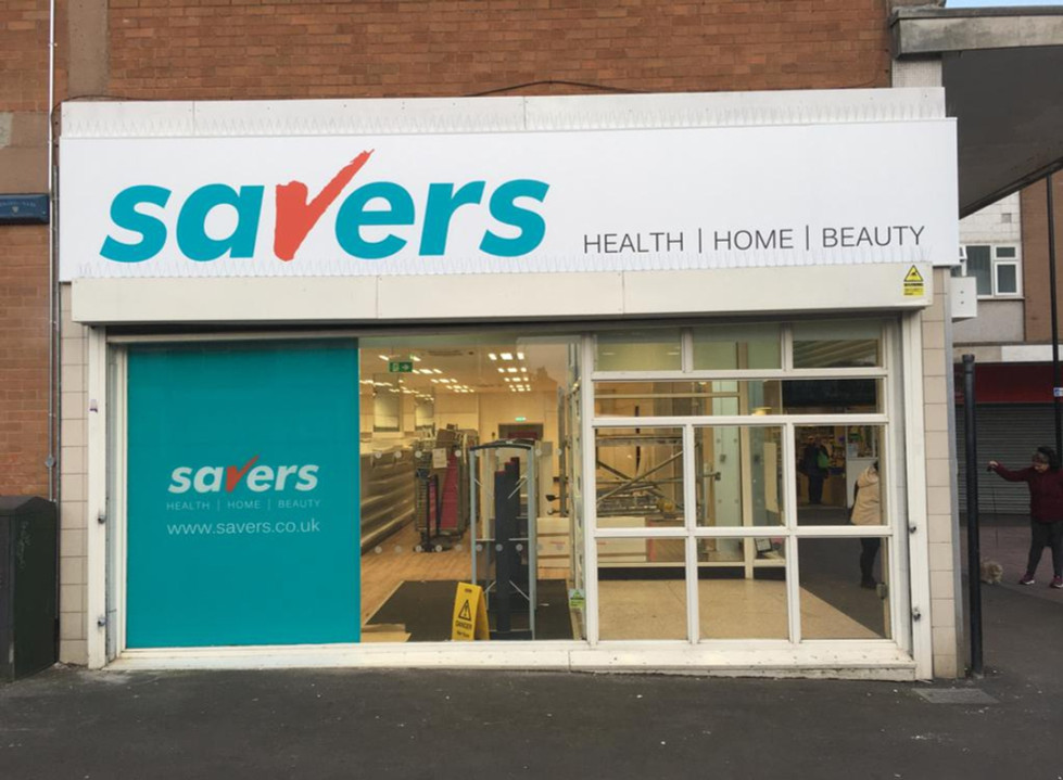 Complete left hand side fascia and window graphics