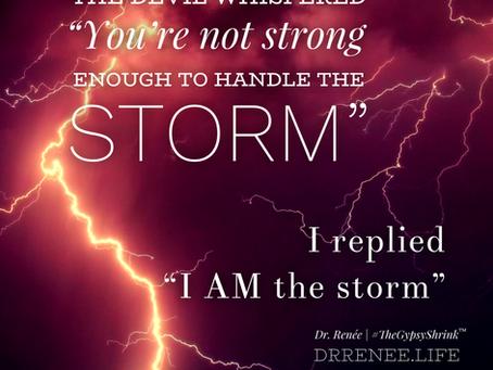I AM: The Storm