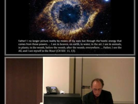 """""""hermetic spirituality"""" lecture by Prof. Dr. Wouter Hanegraaff"""
