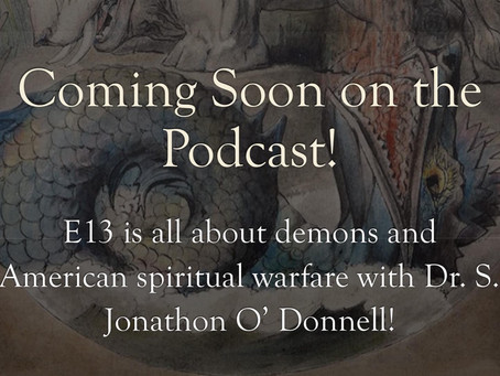New episode coming soon!