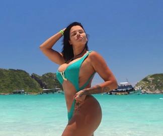 Ariadna Arantes, Ex BBB se diz indignada por ser a única trans na historia do programa
