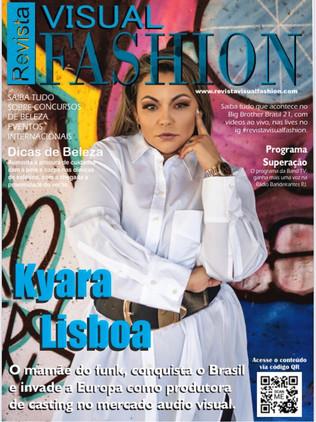 Kyara Lisboa, conquista o Brasil e invade a Europa como produtora de casting musical