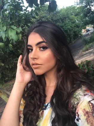 Bárbara Alves eleita Miss Teen Goias Internacional 2020