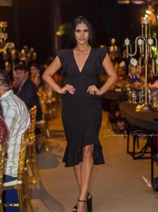 Nagila Lima e a Miss Amazonas Internacional 2020