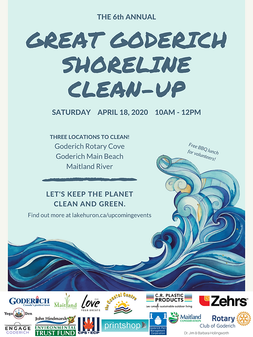The Great Goderich Shoreline Clean-up.pn