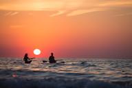 Paddleboard sunset - mirror.jpg