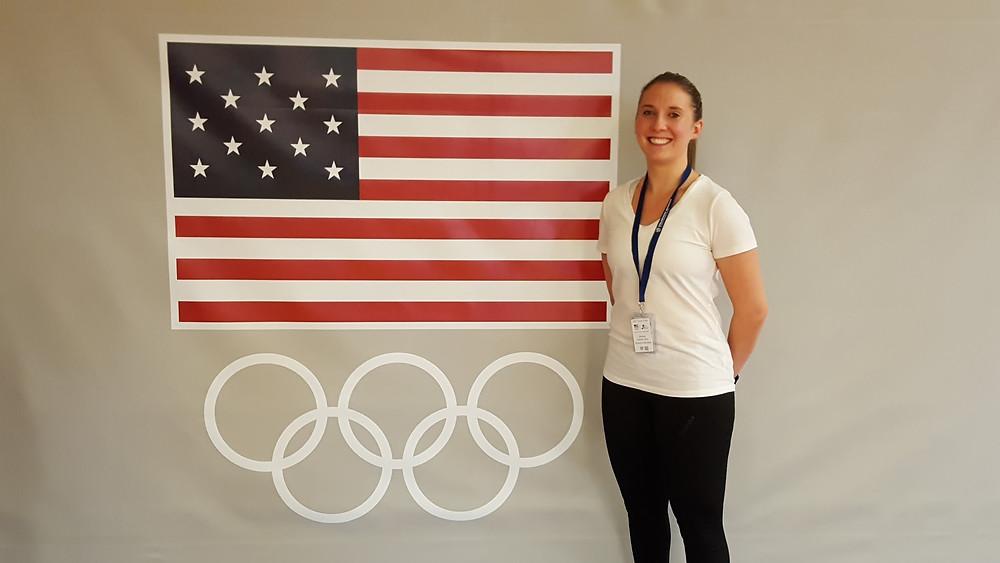 Jordan Valle Karate US Olympics Team azendea