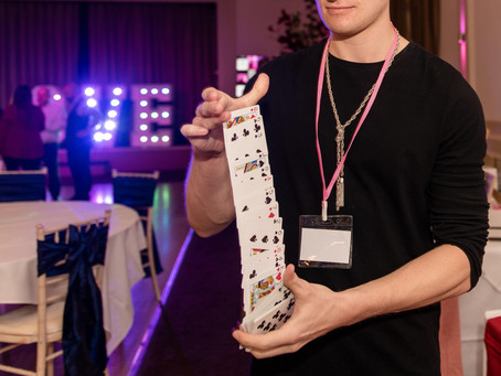 Leeds Magician Kristian Treen: Why He Performs Magic
