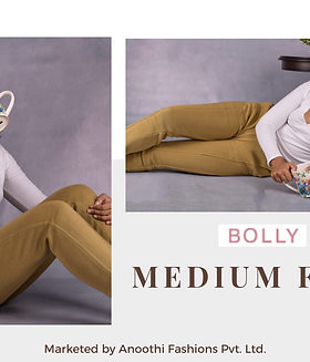 Medium Fawn Wollen Pant