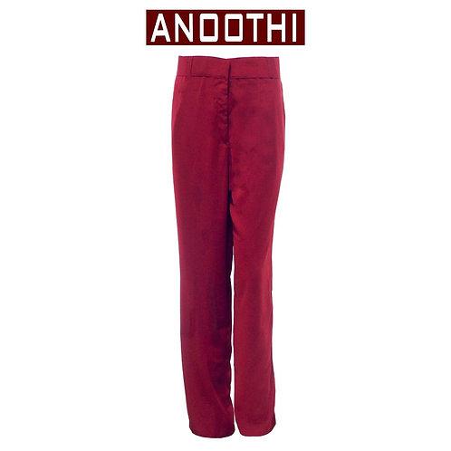 Burkha straight pants