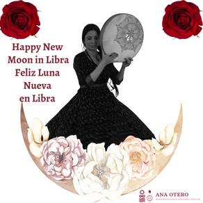 Mensaje Luna Nueva Libra