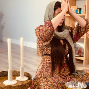 Channeling Mary Magdalene. The Manifest Soul: Sound as Conception.