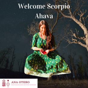 Bienvenido Scorpio