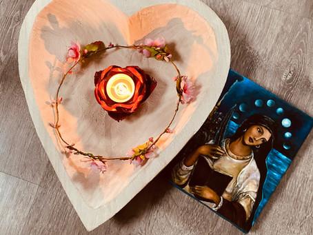 Mary Magdalene Channeling. Divine Light - Divine Darkness