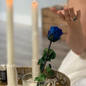 Sarah Tamar y la Rosa Azul
