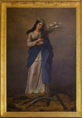 St. Philomena.