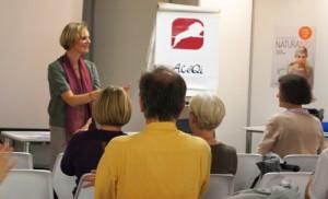Atelier conférence du 07/10/13 :Le  Qi Gong au service de la Qualité de vie au travail