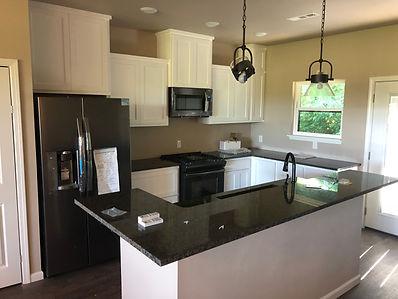 kitchen remodel in northwest arkansas