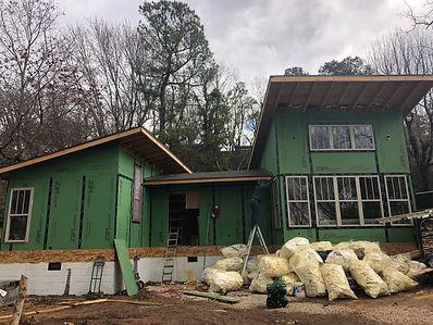 Cutom Arkansas Home Build
