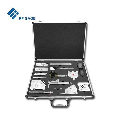 Brief Case Type Large Tool (13pcs) WGK - 02A