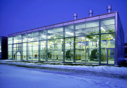 Architektur_Flughafen_München