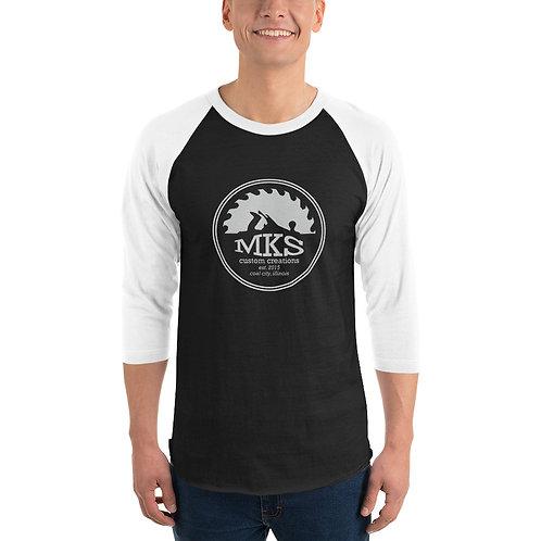 MKS Logo - 3/4 Sleeve