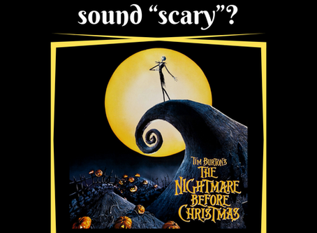 """What Makes Music """"Scary""""?"""