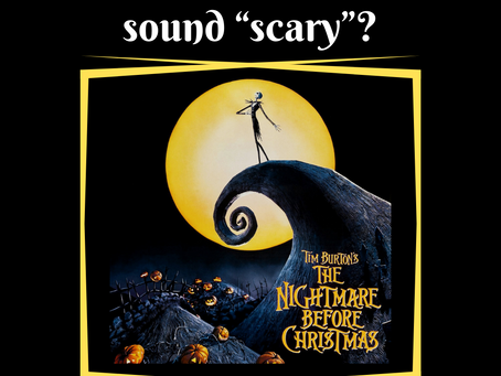 "What Makes Music ""Scary""?"