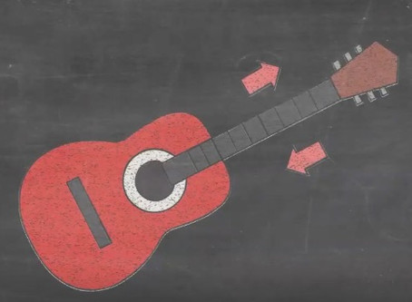 Your First 4 Guitar Chords…in 90 seconds!