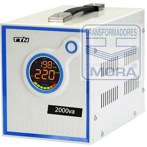 Estabilizador Monofásico TCR 2000 VA
