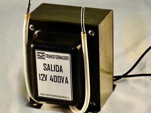 Transformador 12V/400VA