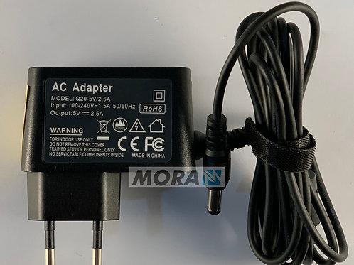Adaptador 5VDC 2,5A