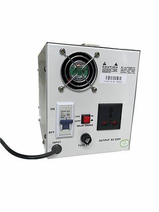 Estabilizador de voltaje Monofásico 500 VA TCR