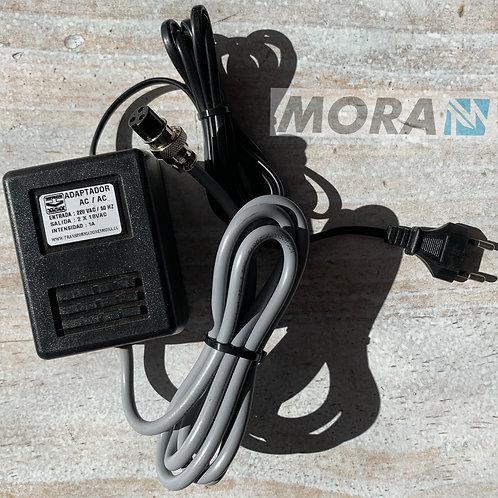 Transformador Mesa de sonido 2x18v 2A
