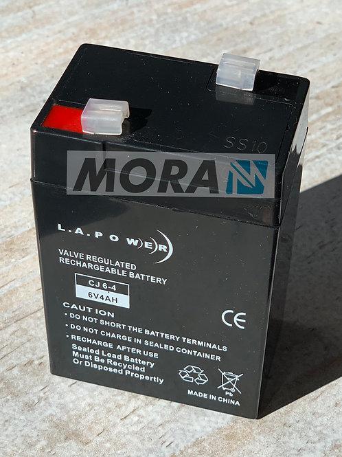 Batería 6 V 4,5 Ah