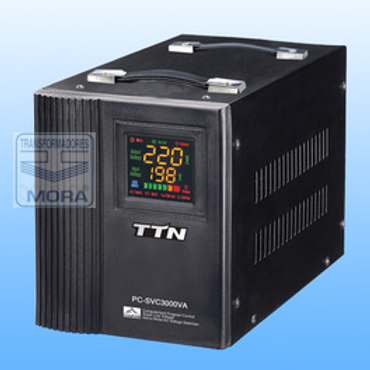 Estabilizador Monofásico TCR 3000 VA