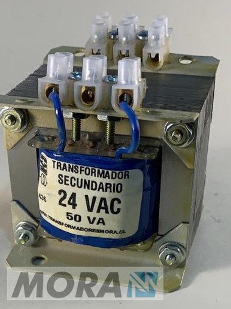 Transformador 24 Vac 50 VA