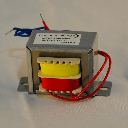 Transformador  12V/2A