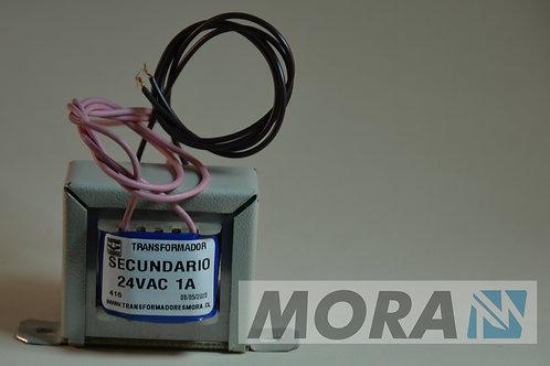 Transformador 24 Vac 1A/24W