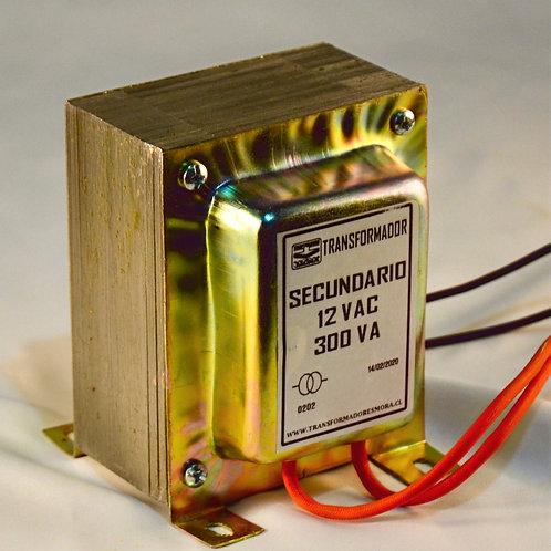 Transformador 12V/300VA