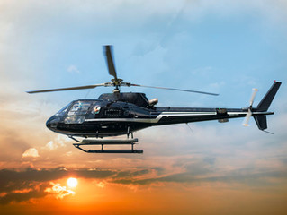 Boost Employees' Morale with a Helicopter Tour