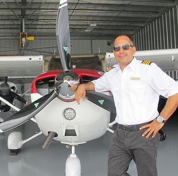 Captain Arturo 'Art' Arboleda