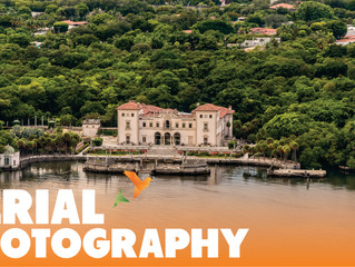 Get the Perfect Shot with Our Aerial Photography Services