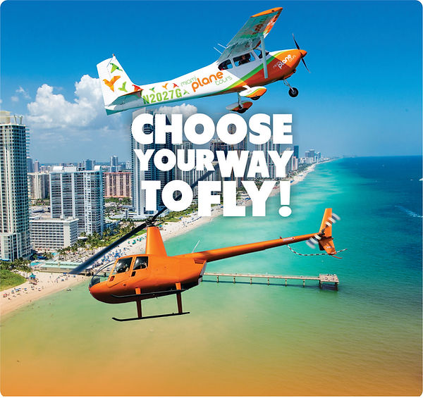 Miami Beach Air Tours