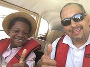 Miami Beah Air Tour Happy Passengers