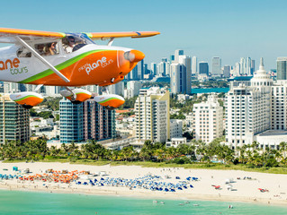 Surf the Clouds over South Beach this Season